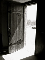 HideMe (heatherm815) Tags: door mysterious