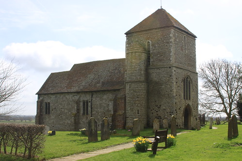 St Mary's Church, Kenardington, Kent