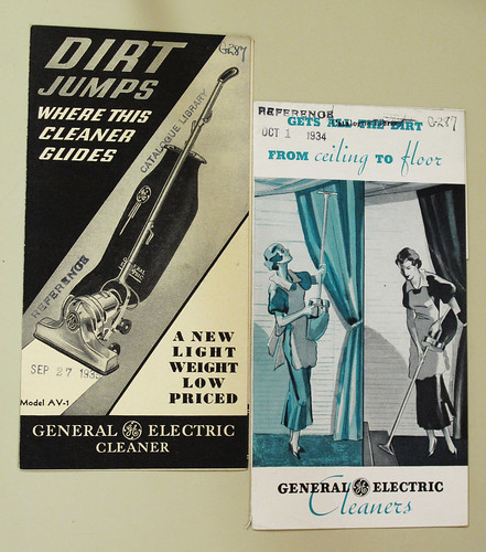 General Electric - Cleaners