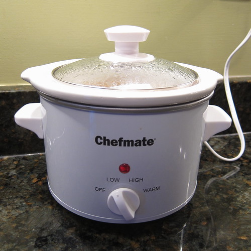 Handiest little crock pot