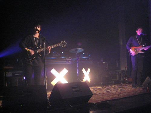 The XX (Varsity Theater, Mpls., 2010-04-09)