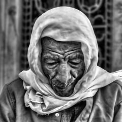 Old man in Cairo bazaar (ragamoffyn) Tags: africa portrait bw person egypt places cairo hdr blackdiamond topaz blackwhitephotos flickraward mygearandmepremium mygearandmebronze mygearandmesilver mygearandmegold
