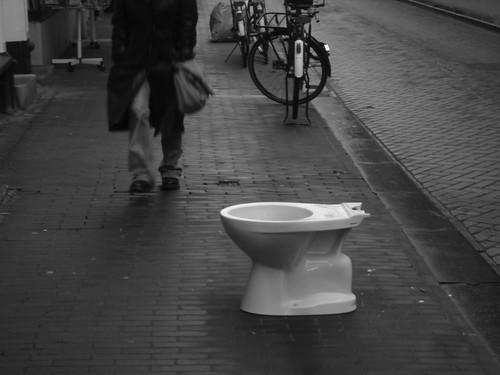 Calçada em Amsterdam