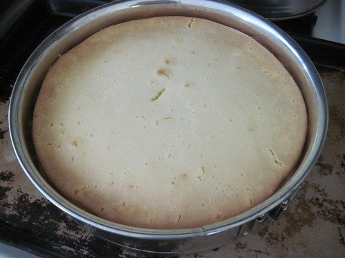 Voila! Cheesecake