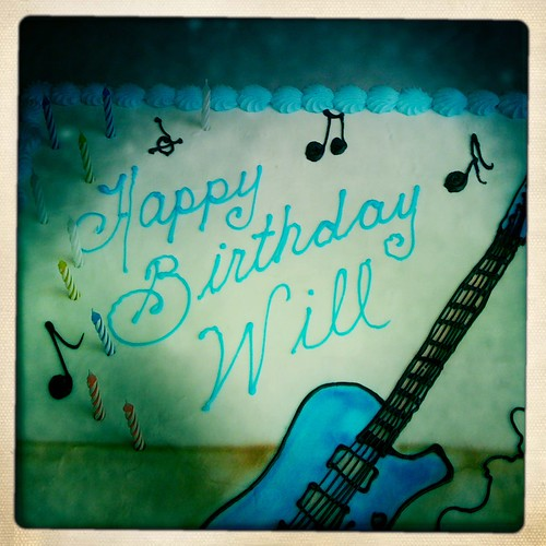 Happy Birthday, Will!