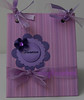 Vanessa (quillingsnagela) Tags: paper rosa note punch lilas quilling filigrana bloquinhos