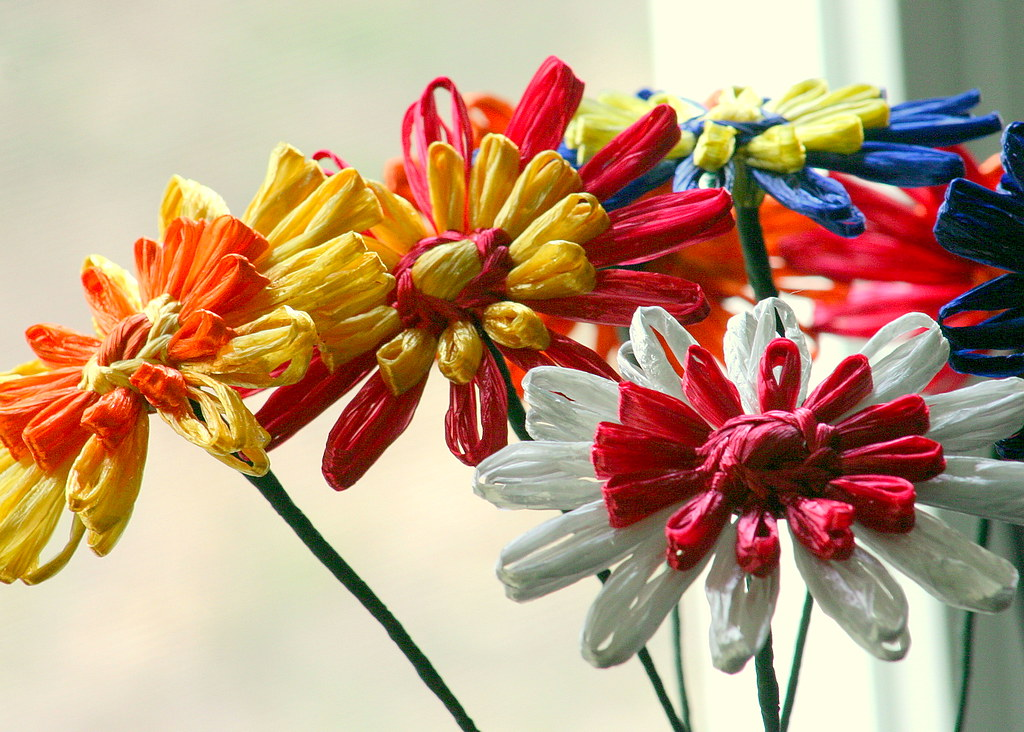 Flower Loom Flowers
