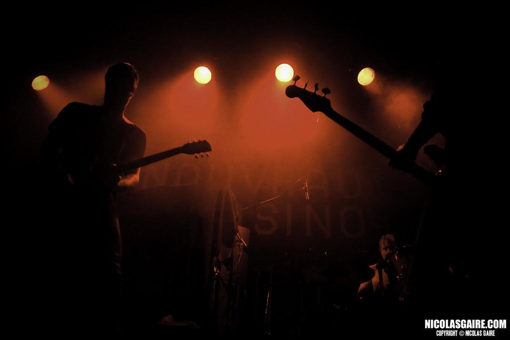 Osso Bucco @ Le Nouveau Casino - 02.03.2010
