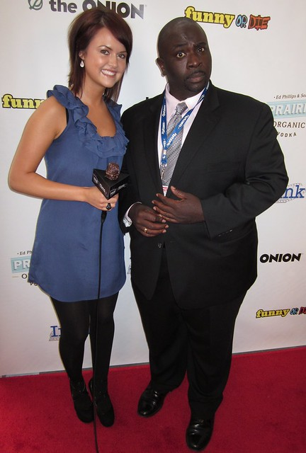 Julie Meise, Gary Anthony Williams, LA Comedy Shorts