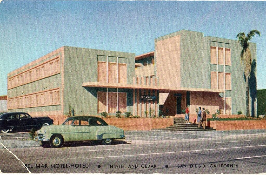Bel-Mar Motel San Diego CA