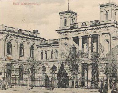 Palatul Bailor Comunale