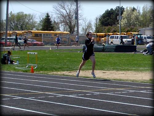 Track - 800 meter run