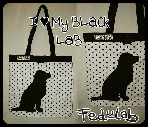 Labrador bag