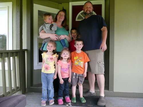 Burns family - Done with our house!!!