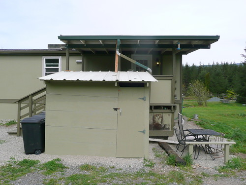 New Tool shed
