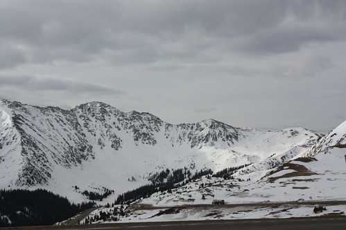 Loveland Pass to A Basin