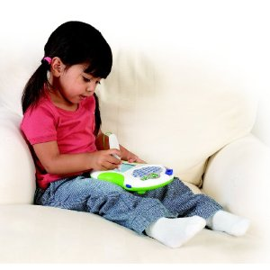LeapFrog Scribble and Write in action