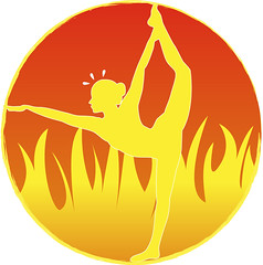 Bikram Yoga - heating things up