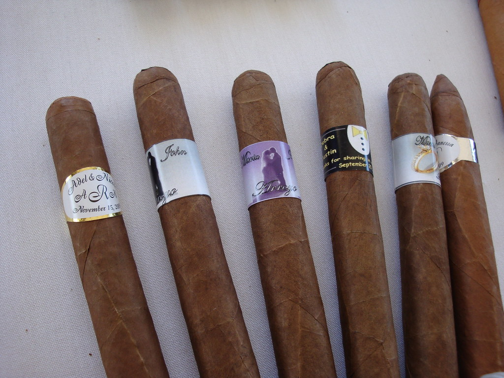 Bulk Wedding Favors 40 Marvelous cigars that can have
