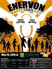 Enervon Happy Trail Run 2010