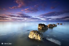 Rocks (Skyline-Photo) Tags: sunset sea usa sun seascape clouds keys landscape islands soleil rocks florida canon5d paysage canonef1740mmf4lusm floride wondersofnature canon1740lf4