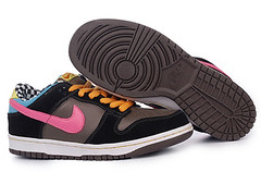free shipping 4798a c066e Nike Dunks Low Pro SB 720 Degrees Dark Charcoal Bright Pink (Nike Dunk Home)