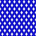 Argyle background for twitter or other (Type A, Blue)