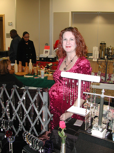 Fred Hutch Holiday Craft Fair 2003