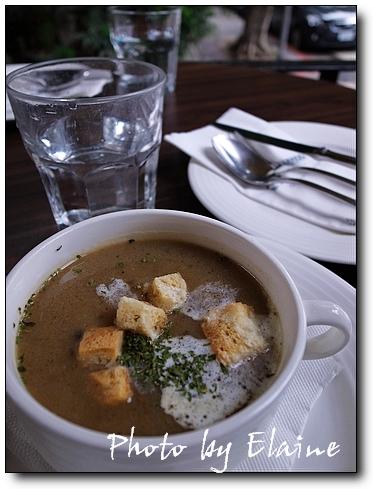 馬鈴薯濃湯