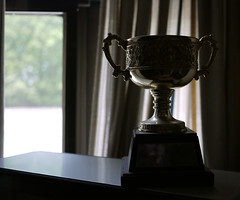 Golf Trophy (Queen Hotel)
