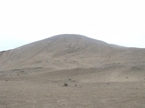 """Las ruinas de """"El Salitre"""" - Mala"""