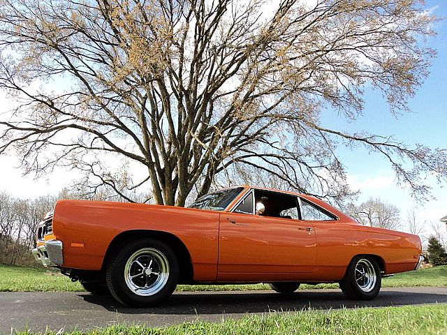 Plymouth Road Runner, 1970