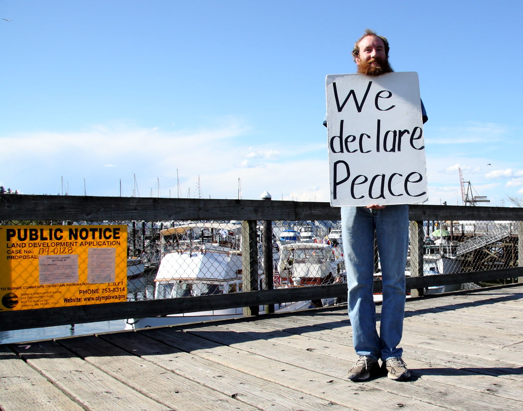 We Declare Peace