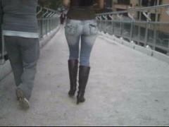 3 flakita (culomaniacos) Tags: en 1 d culo con flakita calles botas larga traseros culos falda nalgas culitos callejeros nalgotas nalgona falkita fundillos