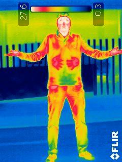 Cámara Termográfica. DARPA