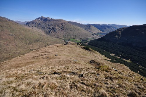 Inverlochlarig from Stob a' Choin
