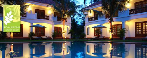 Royal Bay Inn Angkor Hotel, Cambodia