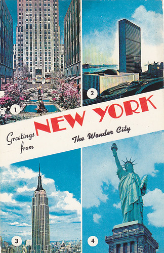 New Yord, The Wonder City
