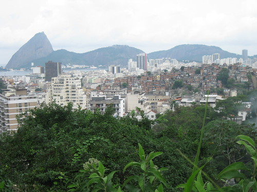 Views of Rio from Santa Teresa