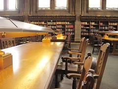 Suzallo library reading room