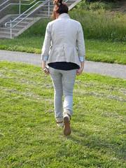 Gray Jeans 12