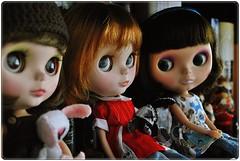 Noah wants a doll too
