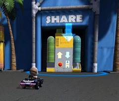 ModNation Racers for PSP: ModSpot Share