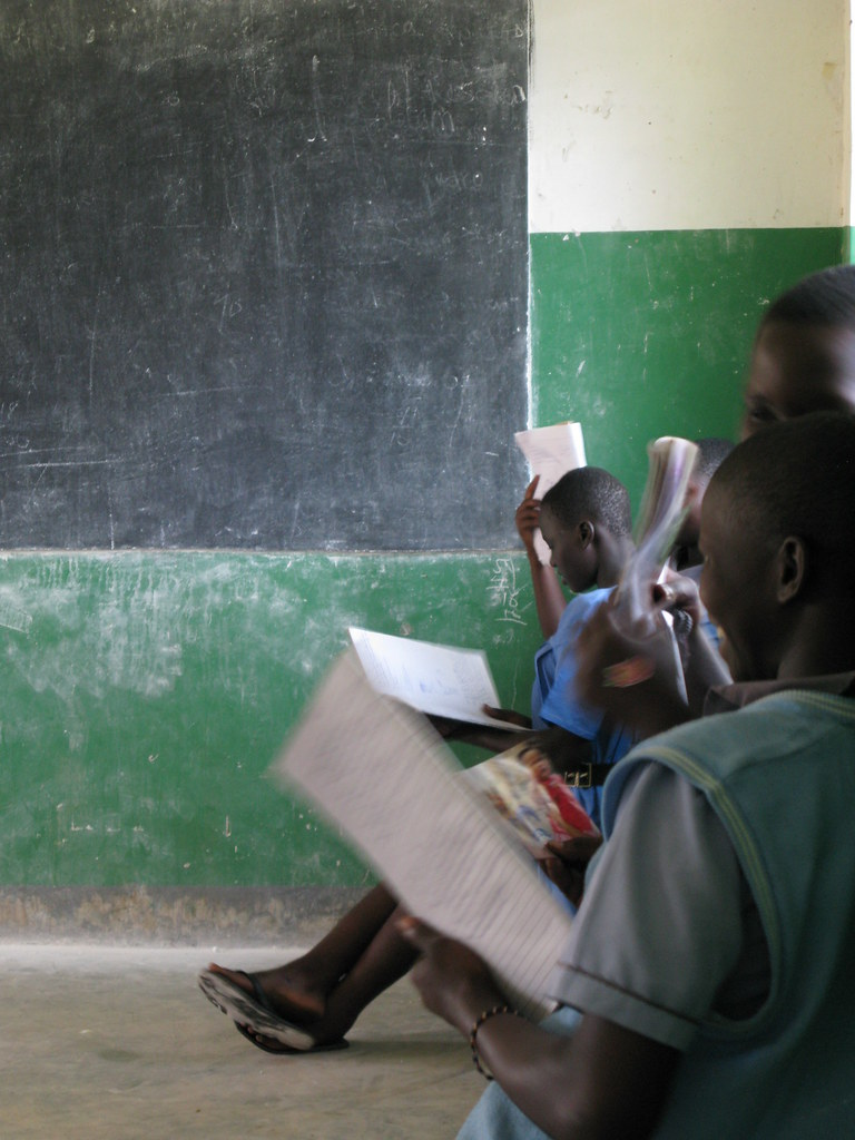 creative writing class in uganda