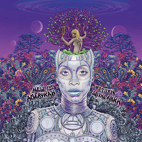 Erykah Badu-New Amerykah Part 2 Return Of The Ankh