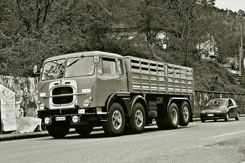 camion fiat storici