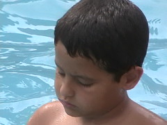 Alejandro (Nancy Violeta Velez) Tags: family boy pool geotagged flickr memories nephew happytimes quiettimes fotosdelflashdrive canonzr400 barquisimetolaravenezela