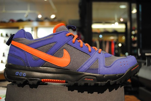 ACG Rongbuk Blue/Orange