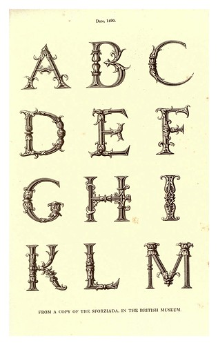019-Siglo XV-The hand book of mediaeval alphabets and devices (1856)- Henry Shaw