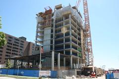St. John's on the Lake - East Side Construction